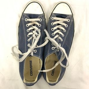 Blue Denim Style Converse M 11 / W 13